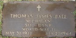 Thomas James Ball