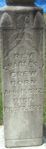 Rev Charles Jefferson Crew, Sr