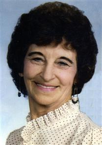Ada Faye Faye <i>Brinkley</i> Nicolosi