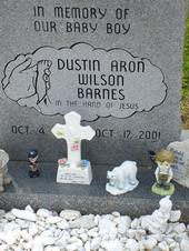 Dustin Aron, Wilson Babyboy Barnes