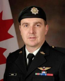 Col Geoffrey Stephen Parker