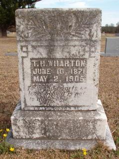 Thomas Henry Wharton
