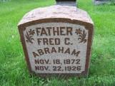 Fredrick Christian Abraham