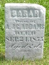 Sarah Addams