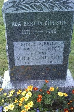 George Anthony Brown