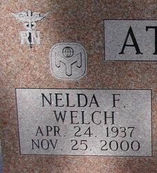 Nelda Faye Nell <i>Welch</i> Atkins