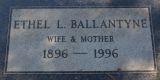Ethel Lucile Lou <i>Rainey</i> Ballantyne