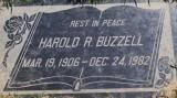 Harold Russell Buzzell
