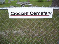 Crockett Cemetery