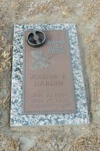 Joshua R Hardin