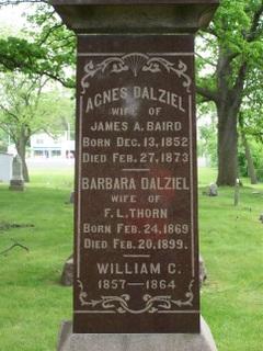 Agnes <i>Dalziel</i> Baird