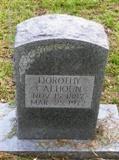 Hallie Dorothy <i>Havard</i> Calhoun