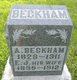 Emily Jane <i>Copeland</i> Beckham