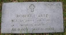 Robert Lincoln Artz