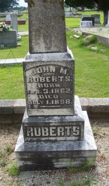 John M Roberts