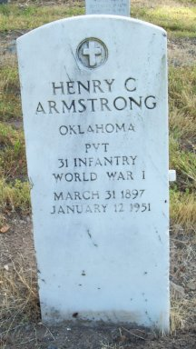 Henry Clinton Armstrong