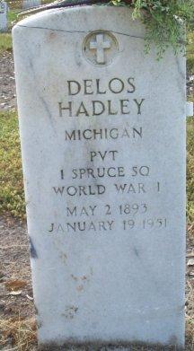 Delos Hadley