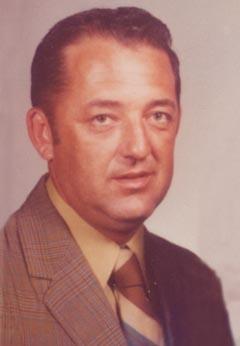 Sgt Roy DeWitt Prater