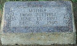 Mary Emmaline <i>Bell</i> Moore - Tuthill