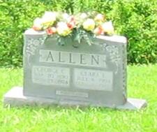 George C Allen