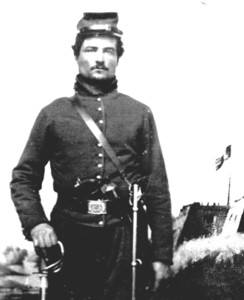 Capt Alonzo Grimes Payne