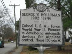 George V Holloman