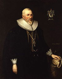Sir Hugh <i>Myddelton</i> Middleton