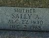 Sally A. <i>Young</i> DeKing