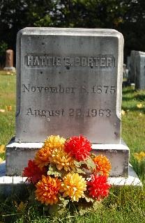 Harriet Elizabeth <i>Bennett/Shepard</i> Porter