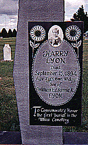 Harry Lyon