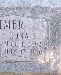 Edna Emily <i>Robitsch</i> Bodimer