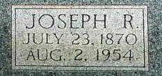 Joseph R. Aaron