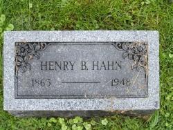 Henry Bernard Hahn