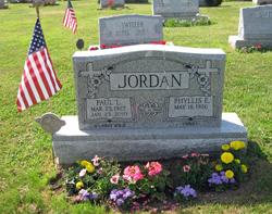 Paul L Jordan