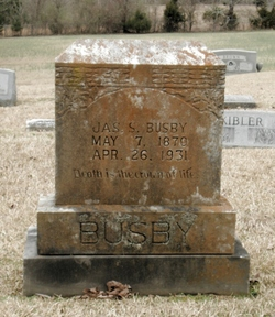 James S Busby