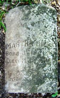 Martha <i>Drake</i> Bills