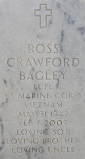Ross Crawford Bagley