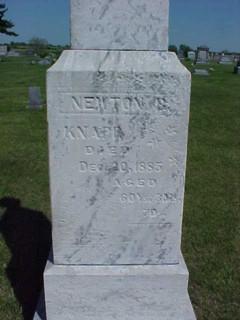 Newton Butler Knapp