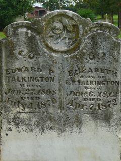 Rev Edward Pennington Talkington
