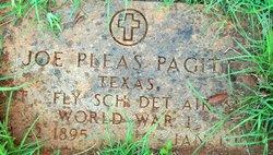Joe Pleas Pagitt