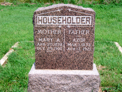 Mary <i>Albaugh</i> Householder