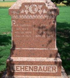 John Lehenbauer