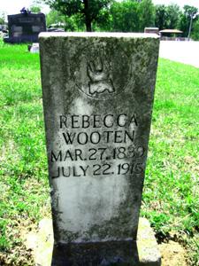 Rebecca Wooten