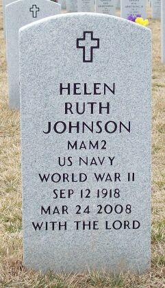 Helen Ruth <i>Doege</i> Johnson