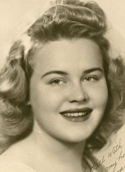 Margaret Marie <i>Oberg</i> Yarbrough