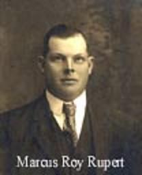 Marcus Roy Rupert