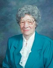 Geraldine V <i>Christopherson</i> Adamson