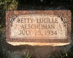 Betty Lucille Aeschliman