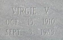 Virgie V. <i>Mauney</i> Allman