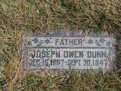 Joseph Owen Dunn